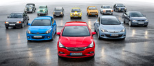 L'Opel Kadett fête son anniversaire