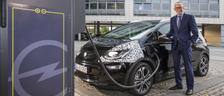 Nouvelle Opel Ampera-e