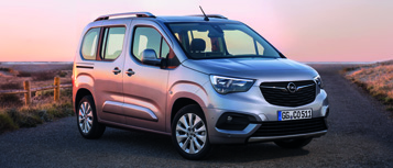 De innovatieve Opel Combo Life