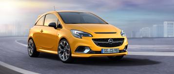 De nieuwe Opel Corsa GSi