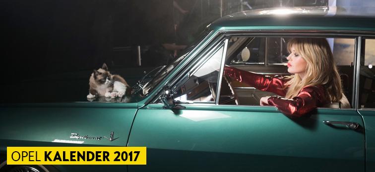 Opel-kalender 2017