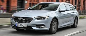 Opel Sports Tourer