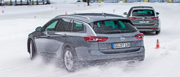 Insignia Country Tourer: hightech vierwielaandrijving