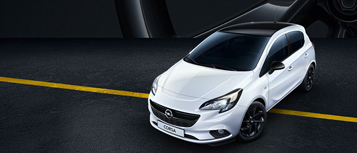 Opel Corsa Black Edition