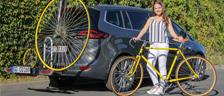 130 jaar Opel-fietsen