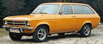 Zes decennia Opel